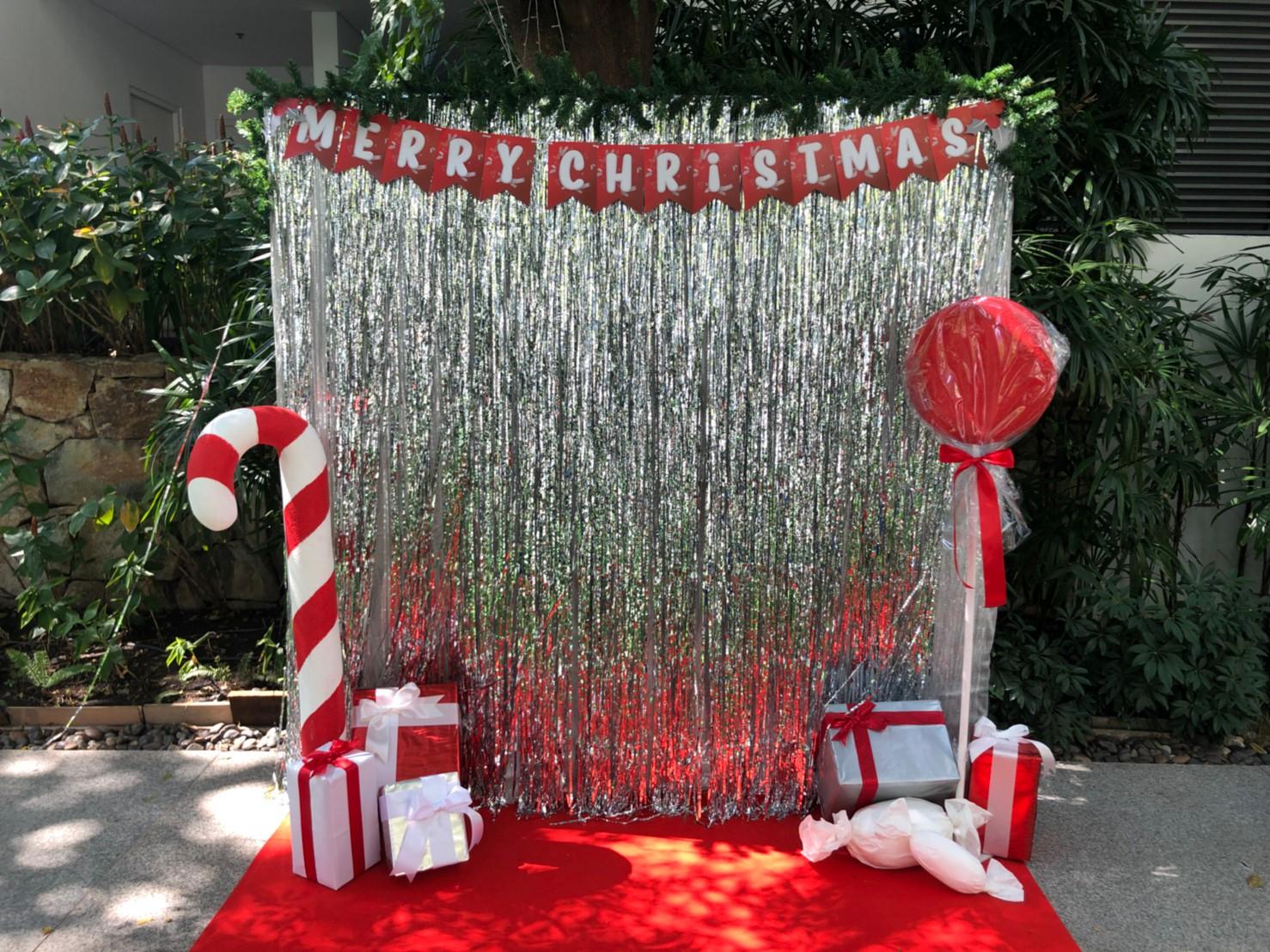 ไอเดียการจัดงานคริสต์มาส ตกแต่งงานคริสมาส รับจัดตกแต่งตามเทศกาล ตกแต่งโชว์รูม จัดตกแต่งร้าน ตกแต่งบริษัท ตกแต่งออฟฟิส โรงเรียน ปาร์ตี้คริสต์มาส ตกแต่งด้วยธีมคริสต์มาส