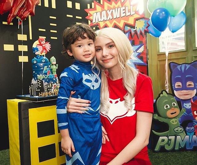 ปาร์ตี้วันเกิดน้องแมกซ์เวลในธีม PJ Masks ฉลองปาร์ตี้กับคุณพ่อไมค์ พิรัช และคุณแม่ซาร่า บรรยากาศปาร์ตี้อบอุ่น งานตกแต่งน่ารัก และกิจกรรมแสนสนุก
